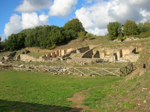 Roselle scavi archeologici