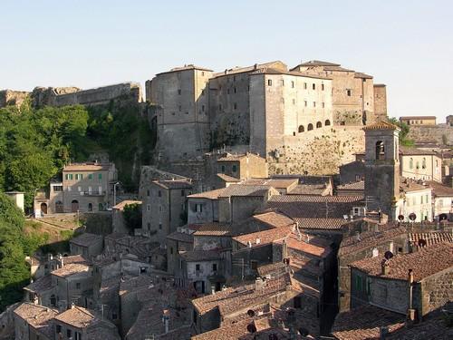 Sorano Fortezza Orsini